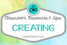 Creating in the Classroom / Creation tools for the classroom