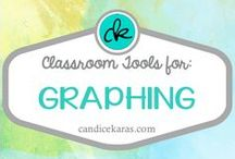 Graphing & Brainstorming Tools / Resources for graphing and brainstorming in the classroom