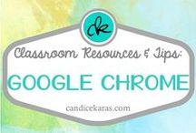 Google Chrome / Are you a Google Chromaholic? Get your fix here.