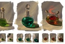D&D: Equipment and Items! / by Drew Mierzejewski