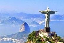 Bresil / Inspiration de l Amérique du Sud