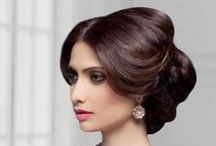 Indian Bridal Collection 2015 / A selection of Modern Bridal Looks created exclusively for Wella India