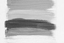 Toni di Grigio / ........ malinconico  e poetico grigio