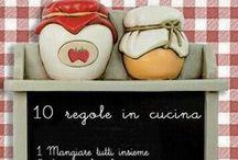 Qualche regola in cucina