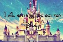 Disney / So god damn cute Disney stuff. Quotes, pictures and everything with Disney in