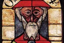 Stained Glass: Medieval.