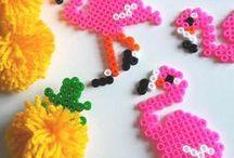 ✄ {DiY} Flamant Rose // #PinkFlamingo Crafts ✄ / Do it yourself et tutos sur la thématique du #flamantrose
