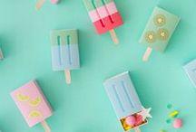 ✄ {DiY} Cornet de glace // #IceCream Crafts ✄ / Do it yourself et tutos pour les #kids sur la thématique du cornet de #glace