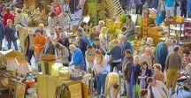 Tiendas, Mercadillos y Mercados / shooping