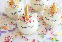★ {DiY} Recettes Licorne // #Unicorn #Funfood ★ / Do it yourself et tutos sur la thématique de la #cuisine créative autour des #Licornes