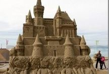 Building with sand