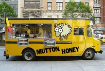 Business. Food Truck / Home Restaurant / For the LOVE of Food! / by Mycah Anjela