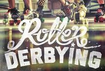 Roller Girls, your gonna LOVE this board :)!! / A helpful and inspiring board on all things Derby!  / by Lindsey Hammons