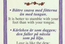Zweden...! / by Ria ansems