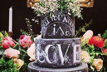 Wedding & Cake's / Wedding Cake's in all sorts an sizes/Bruidstaarten in alle soorten en maten