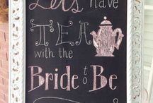 Wedding & Bridal Shower / Ideas for your bridal shower | bachelorette party