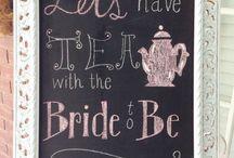 Wedding & Bridal Shower / Ideas for your bridal shower   bachelorette party
