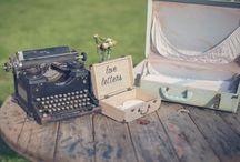 Wedding & Vintage / Vintage wedding styling ideas!