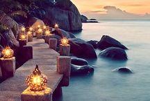 Wedding & Honeymoon / Honeymoon Ideas!