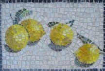 Katherine Forst Mosaics - my works