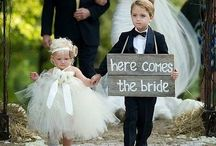 Wedding & Flowergirls and Ring bearers / Ring Bearer   Flower girl!