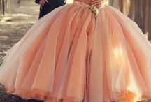 Wedding & Colors / Colored Wedding Gowns!