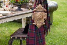 Wedding & Scotland / Schottisch styled weddings