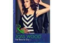 March 2015 Her Boss By Day / Australian Continuity for Harlequin Kiss