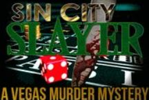 Sin City Slayer: Vegas Murder Mystery Party Game / Sin City Slayer: Vegas Murder Mystery Party Game for 8-18 guests, ages 14+.