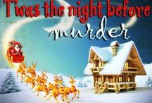T'was the Night Before Murder - a fun family murder mystery party. / T'was the Night Before Murder - a fun family murder mystery party by My Mystery Party. http://www.mymysteryparty.com/chmumy.html
