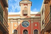 Iglesias y Conventos / Iglesias, Conventos, Abadías, Monasterios.... de la ciudad de Málaga