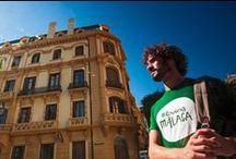 Barrios / Descubrir los diferentes barrios de la ciudad de Málaga