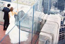 Wedding & Rooftops / Rooftop weddings