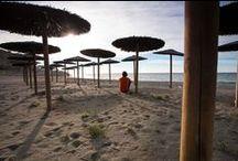 Playas / Las imágenes de las distintas playas de la ciudad de Málaga.