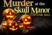 Murder at the Skull Manor