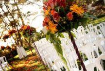 Wedding & Autumn / Wedding fall season are colorful and beautiful!