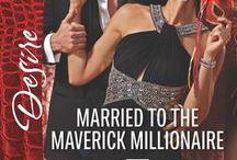 Mavericks- Married to the Maverick Millionaire