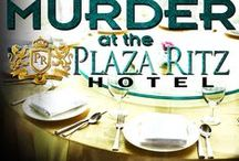 Murder at the Plaza Hotel / An exciting large group murder mystery party in a ritzy hotel setting for 50-100 guests.