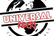 Universal Riders / Esprit #Riders, #UniversalRiders  #idées #voyages #ballades  #Evasion #découverte #Conseils #Vues #Innovation  # Flotte #actualité