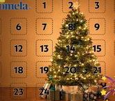 Joulukilpailut ja joulukalenteri arvonnat. / Jouluisia kilpailuja ja joulukalenteri arvonnat