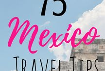 Central America and Mexico / Because we'll be here next year!
