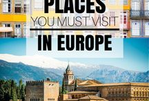 Europe and the U.K. / Travel ideas, tips, guides, stories, and inspiration for abroad.