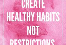 Be healthy / Our health is our greatest asset.