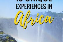 Africa and India / Africa and India never used to be high on my bucket list but now I find it more appealing.  Travel ideas, tips, stories, reviews, and info for these two amazing countries.
