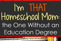 Homeschooling / Teach your own and you'll learn the most. Customizable child led learning. Homeschooling tips, stories, and ideas.