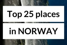 Nordic and Scandinavian countries / I don't know much about these countries but I'd love to know more.