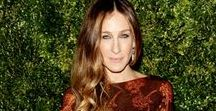 """Sarah Jessica Parker / Сара Джессика Паркер / Style Sarah Jessica Parker (dresses). Clothing from the TV series """"Divorce"""""""