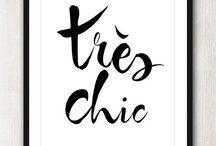 trés chic / Daily fashion inspo