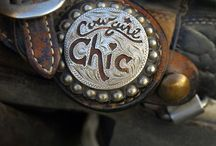 Cowgirl Chic / You were born wild .. Don't let them tame you !  / by Dalia Abbas