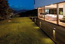 Outdoor lighting - luminarias de exterior / Outdoor #lighting. #Luminarias de #diseño para exterior.